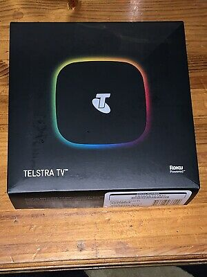 AU80 • Buy TELSTRA TV BOX Powered By Roku