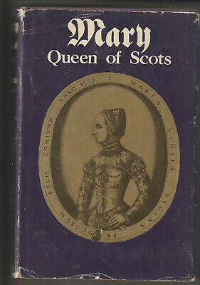 MARY QUEEN OF SCOTS   By ANTONIA FRASER - BOOK • 0.99£