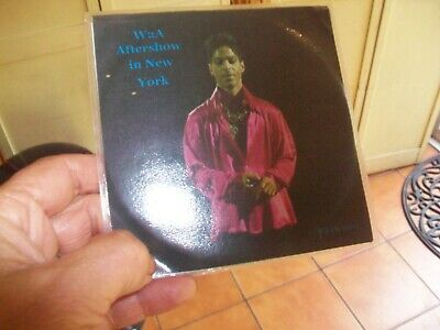 Prince Rare Cd- W2a After Show In Ny,8/02/2011,am,darby Rest. (fan Made)ex Con • 0.99£