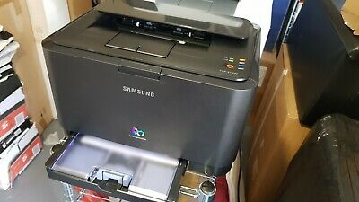 Samsung CLP-315W Color Laser Printer - Faulty • 39£