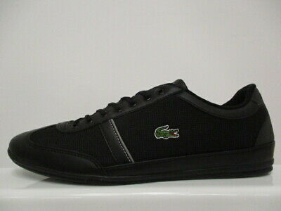 Lacoste Misano Trainers Mens  UK 11 US 12 EUR 46 REF SF470* • 49.99£