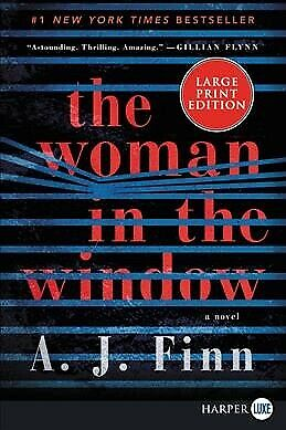 AU46.27 • Buy Woman In The Window, Paperback By Finn, A. J., Like New Used, Free Shipping