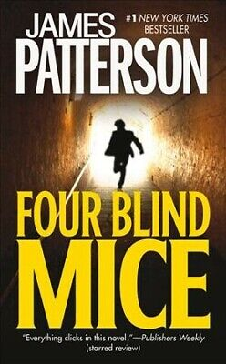 AU17.46 • Buy Four Blind Mice, Paperback By Patterson, James, Brand New, Free Shipping