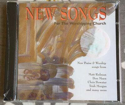 New Songs For The Worshipping Church CD Matt Redman Chris Bowater Etc • 3.20£