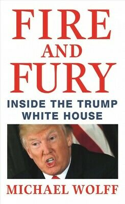 AU41.03 • Buy Fire And Fury : Inside The Trump White House, Paperback By Wolff, Michael, Br...