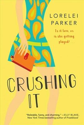 AU23.50 • Buy Crushing It, Paperback By Parker, Lorelei, Brand New, Free Shipping