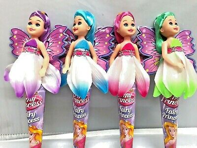 My Princess Fairy Princess Doll Figurines Creative Toy For Kids Girls 4 Colours • 3.99£