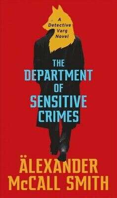 AU41.33 • Buy Department Of Sensitive Crimes, Hardcover By McCall Smith, Alexander, Brand N...
