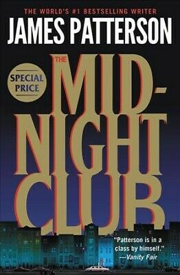 AU21.23 • Buy Midnight Club, Paperback By Patterson, James, Brand New, Free Shipping