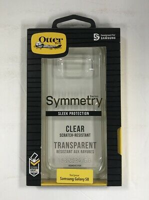 $ CDN5.26 • Buy NEW OTTERBOX Symmetry Series Clear Case For Samsung Galaxy S8 77-54566