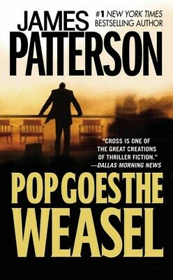 AU18.03 • Buy Pop Goes The Weasel, Paperback By Patterson, James, Brand New, Free Shipping