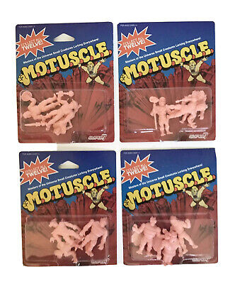 $29.95 • Buy Masters Of The Universe Super7 Muscles SDCC 2015 Set Of 12 He Man Muscle MOTU
