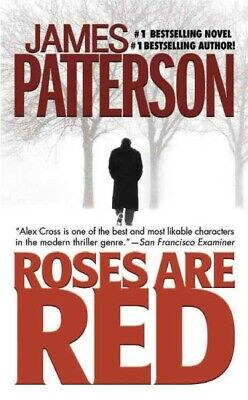 AU17.47 • Buy Roses Are Red, Paperback By Patterson, James, Brand New, Free Shipping