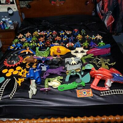 $149.99 • Buy Masters Of The Universe Lot Figures Vehicles Parts