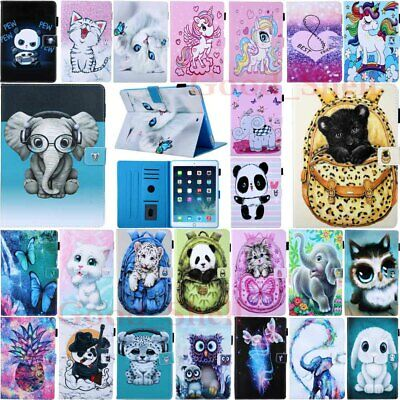 For IPad 8th 7th 6th 5th Gen/Mini/Air/Pro Magnetic Flip Stand Leather Case Cover • 11.56£