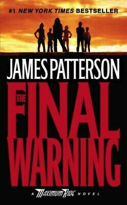 AU17.04 • Buy Final Warning, Paperback By Patterson, James, Brand New, Free Shipping