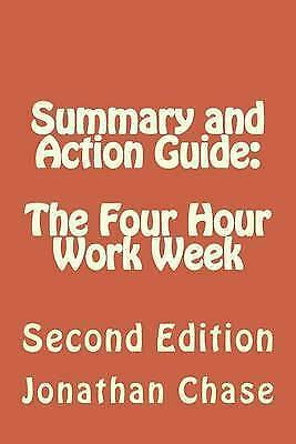 AU24.46 • Buy 4 Hour Work Week Summary : Action Guide To Escape 9 - 5, Live Anywhere, And J...