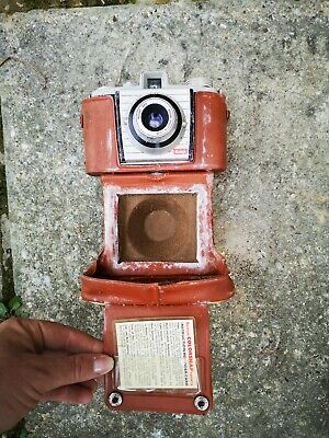 Classic Old Vintage Kodak Camera Antique • 15£