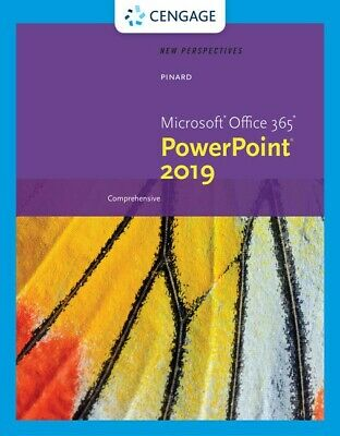 AU87.43 • Buy Microsoft Office 365 & Powerpoint 2019 : Comprehensive, Paperback By Pinard, ...
