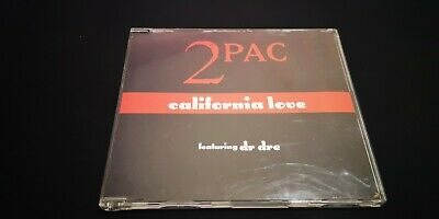 2Pac Featuring Dr. Dre ‎– California Love CD Single • 2.99£