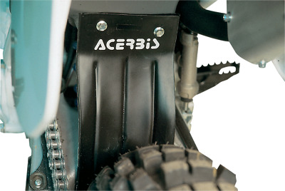 $35.90 • Buy ACERBIS AIRBOX MUD FLAP Black FOR HONDA CR250R CRF450R/X