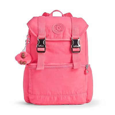 GENUINE Kipling S EXPERIENCE Backpack CITY PINK And LIZE Monkey BNWT Rrp £79 • 48.99£