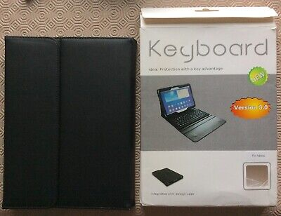 KEYBOARD CASE For SAMSUNG GALAXY NOTE 10.1 N8000 • 0.99£