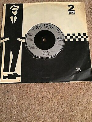 Madness-The Prince / Madness -Two Tone 45 1979 • 0.99£