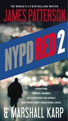 AU19.30 • Buy NYPD Red 2, Paperback By Patterson, James; Karp, Marshall, Brand New, Free Sh...