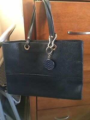 AU45 • Buy Oroton Entourage Tote Bag Good Vintage Style French Navy