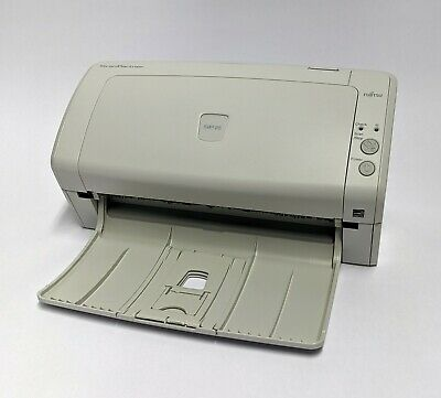 £69.99 • Buy Fujitsu ScanPartner SP25 Sheetfed ADF 25ppm High Speed Document Scanner No Tray