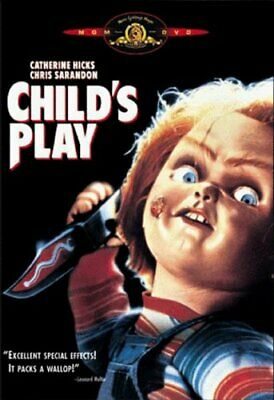 Childs Play [DVD] [1989] [Region 1] [US DVD Incredible Value And Free Shipping! • 5.97£