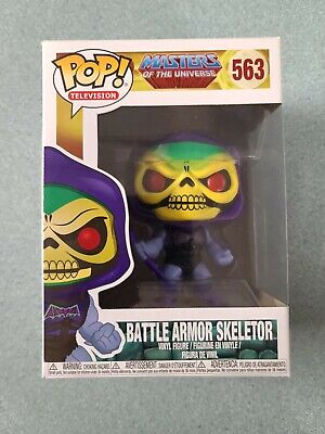 $29.99 • Buy Funko Pop Television MOTU BATTLE ARMOR SKELETOR #563 Masters Of The Universe New
