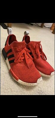 AU45 • Buy Nmd R1 Core Red/black US11 Condition 7 Out Of 10