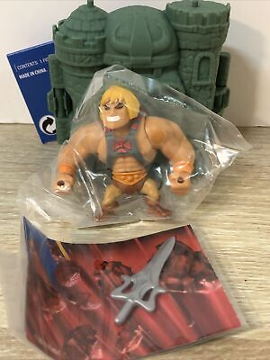 $10 • Buy Masters Of The Universe Eternia Minis Figure HE-MAN!! MOTU