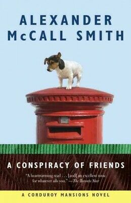AU28.96 • Buy Conspiracy Of Friends, Paperback By McCall Smith, Alexander, Brand New, Free ...