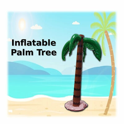 Inflatable Palm Tree 35 Inch Party BBQ Luau Inflatable Palm Tree NEW • 3.99£