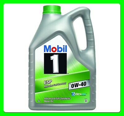 $ CDN105.20 • Buy Mobil 1 ESP X3 0W / 40 Fully Synthetic Engine Oil [154151] 5 Litre