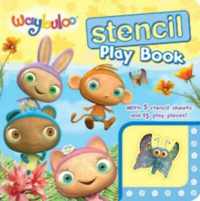 £3.23 • Buy Waybuloo Stencil Play Book (Board Book) Highly Rated EBay Seller Great Prices
