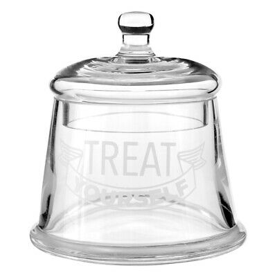 Treat Yourself Sweets Storage Jar With Lid Or Cat Dog Treats • 10.99£