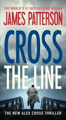AU19.84 • Buy Cross The Line, Paperback By Patterson, James, Brand New, Free Shipping