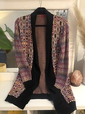 AU30 • Buy Tigerlily Cardigan Jacket Multi Colour Size Small