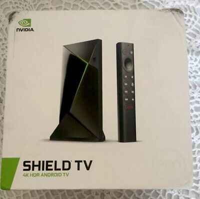 $ CDN233.33 • Buy NVIDIA SHIELD Android TV Pro 16GB 4K HDR Streaming Media Player Lightly Used