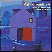Rab Noakes : Lights Back On CD Value Guaranteed From EBay's Biggest Seller! • 2.32£