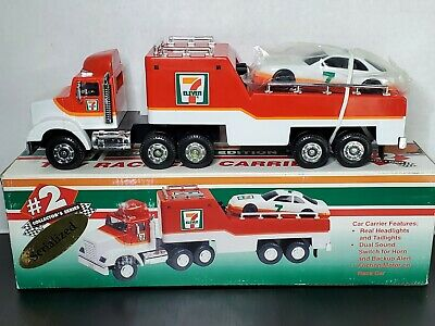 AU19.07 • Buy 7 Eleven Toy Race Car Carrier 1996 Limited Edition