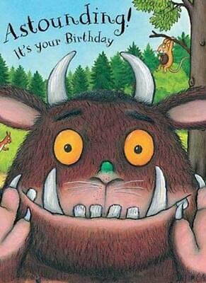 £3.26 • Buy The Gruffalo 'Astounding!' Birthday Card For Any Age By Danilo - GR011 NEW