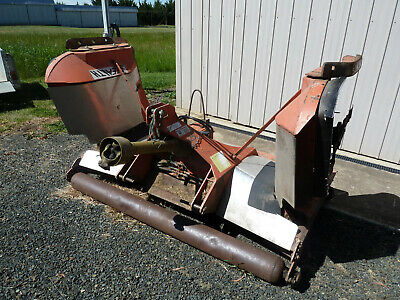 AU4500 • Buy Howard Trimax Stealth STC 340 Tractor/Finishing Mower/Slasher