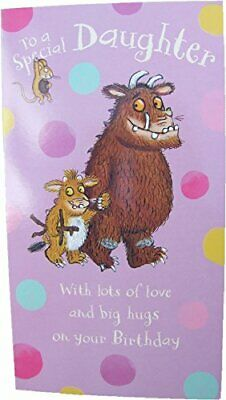 £2.49 • Buy The Gruffalo Birthday Card For A Daughter By Danilo - GR014 NEW