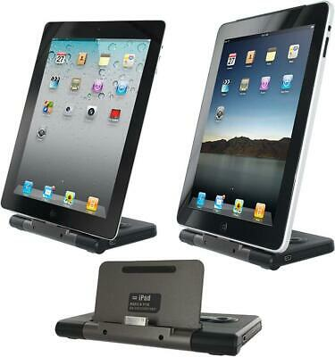 Apple Dock Stand And Portable Backup Battery 8 Hour For 30 Pin IPhone IPad IPod • 14.99£