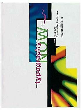 Typography Now : The Next Wave Paperback Rick Poynor • 12.79£